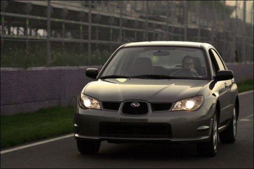 Subaru Impreza/Miranda Lightstone