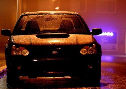 Subaru WRX/Colin Styker